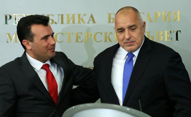 Нов балкански скандал: Заев ще реагира на изказване на Борисов