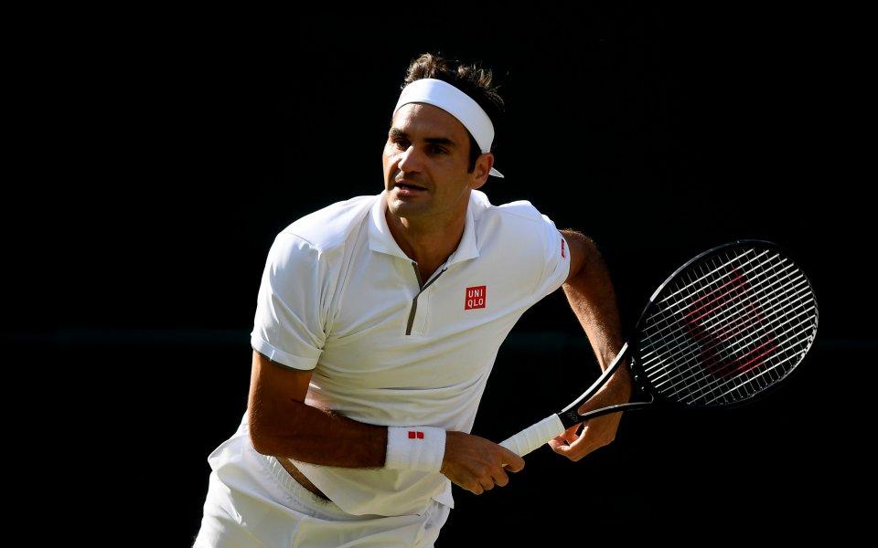 Бившият лидер в световната ранглиста по тенис Роджър Федерер ще
