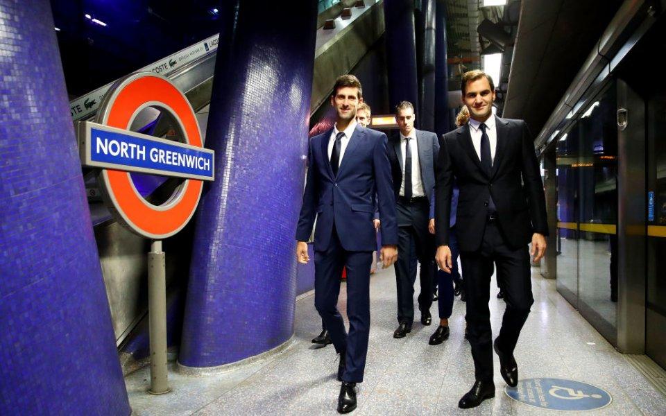 Легендарното съперничество между Роджър Федерер и Новак Джокович ще отвори