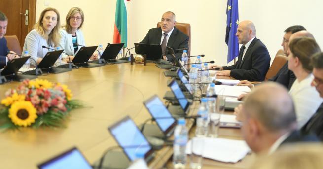 България Правителството одобри актуализацията на бюджета На днешното си извънредно