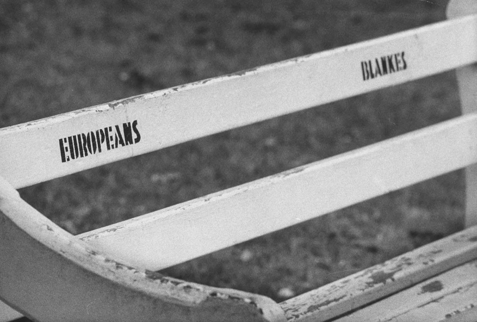 <p>1960, пейка само за европейци.</p>