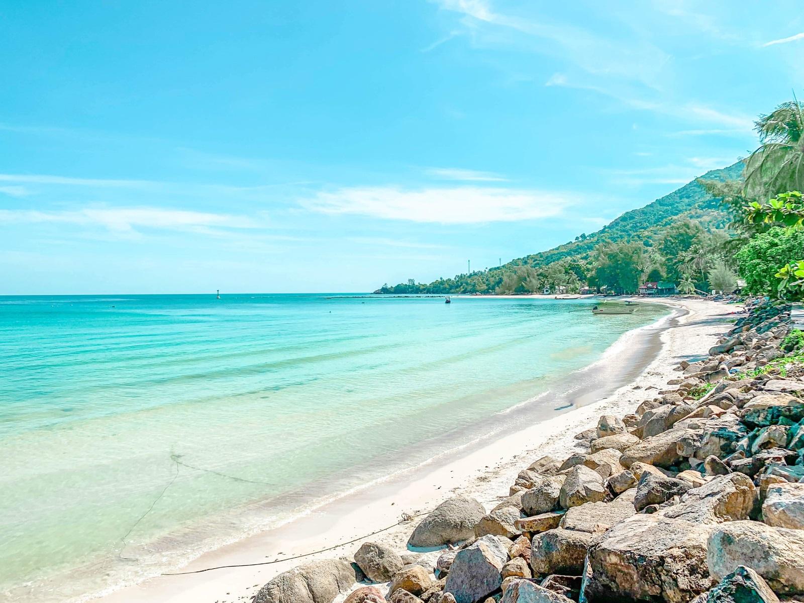 <p>Chalok Lam Beach</p>