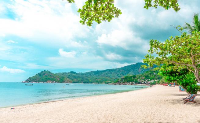 Thong Nai Pan Yai Beach