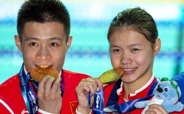 Китай с доминация на световното по плувни спортове
