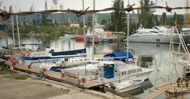 България Запечатаха пристанище във Варна: Дългогодишна измама На пристанището има