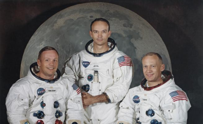 """Екипът на """"Аполо 11"""""""
