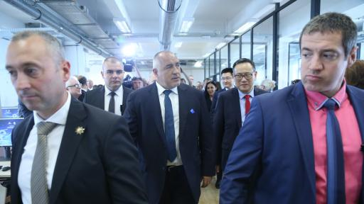 Борисов: Аз настоях да платим веднага за F-16