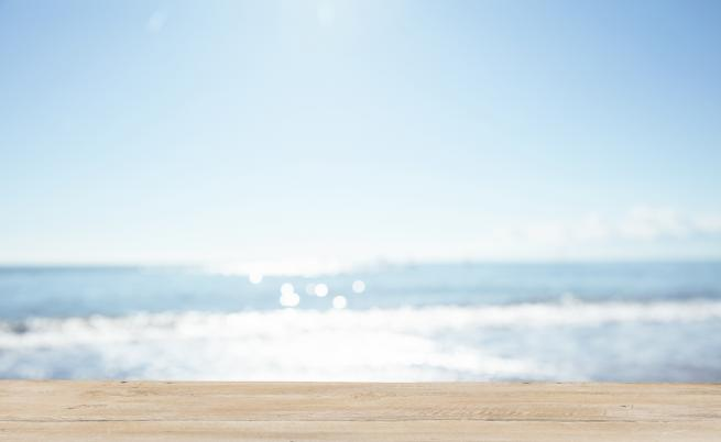 Слънце днес, горещо лятно време в края на седмицата