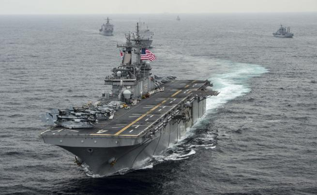 Ответен удар: САЩ свали дрон на Иран