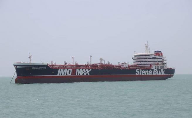 Иран превзе британски танкер, Лондон заплаши