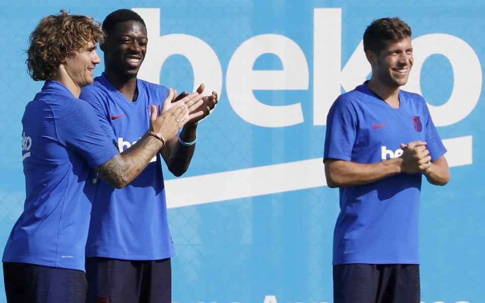 Гризман: Плаках, когато разбрах за Барселона