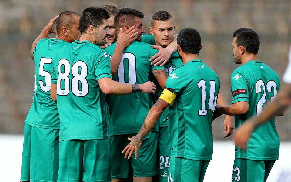 Витоша обяви групата си за мача с Дунав