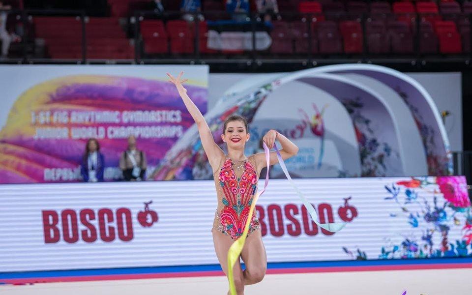 Българката Валерия Ватова достигна до отличното четвърто място във финала