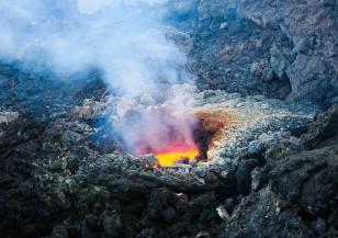 Етна изригна отново