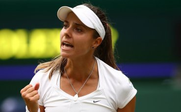 Вики Томова срещу квалификантка в Унгария
