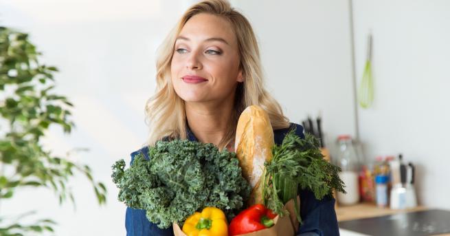 Балансираното хранене гарантира не само добро самочувствие, но също така