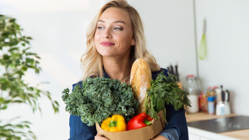 Как трябва да се хранят жените на 20, 30, 40, 50, 60...