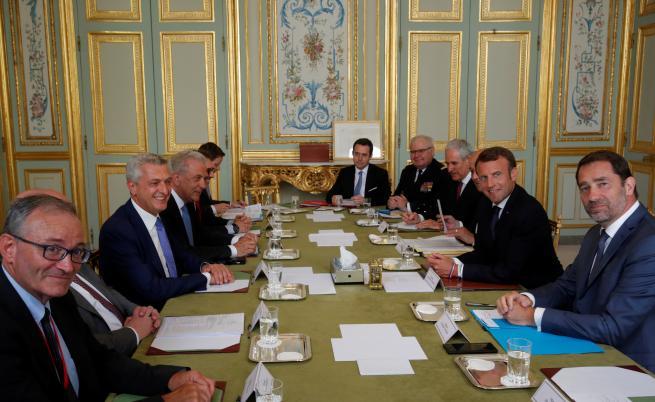 Неформална среща на външните и вътрешните министри от ЕС и Шенген, посветена на актуалните проблеми на миграцията в Средиземноморието, се проведе в Париж