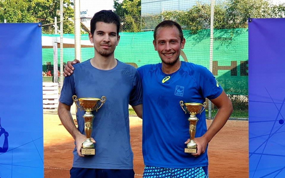 Любен Попов триумфира при най-добрите във втория ITL Challenger