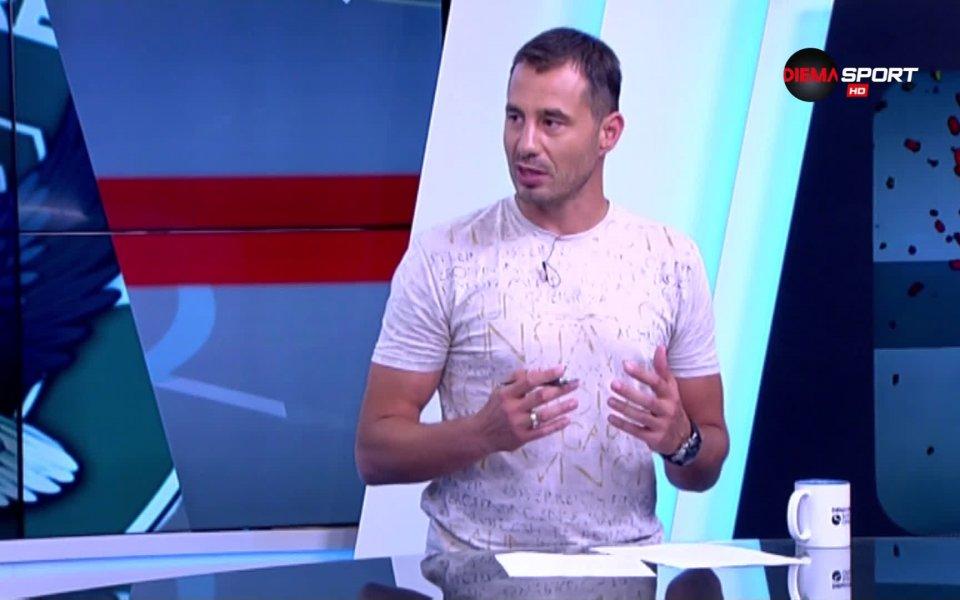 Снимка: Спасяване на Пламен Илиев срещу Берое
