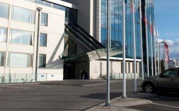 Лудогорец  пристигна в луксозен хотел в Рейкявик за Валур
