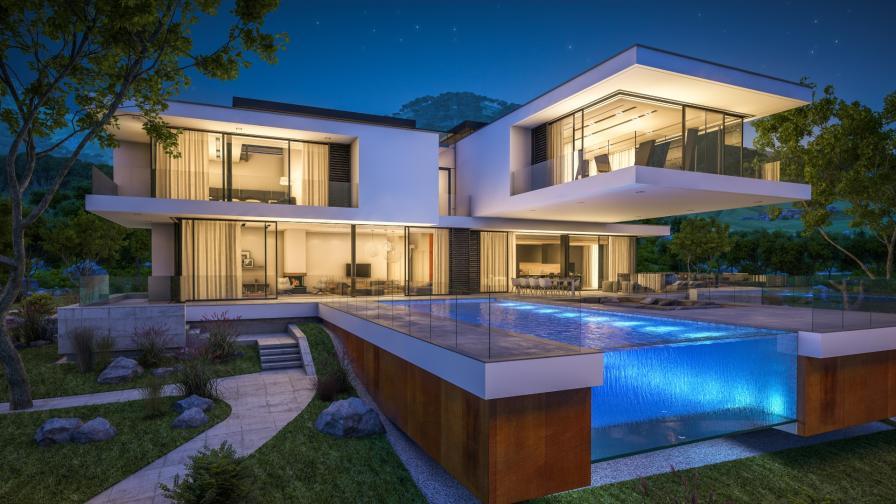 <p>Къщи, за които дори <strong>не смеем да си мечтаем</strong></p>
