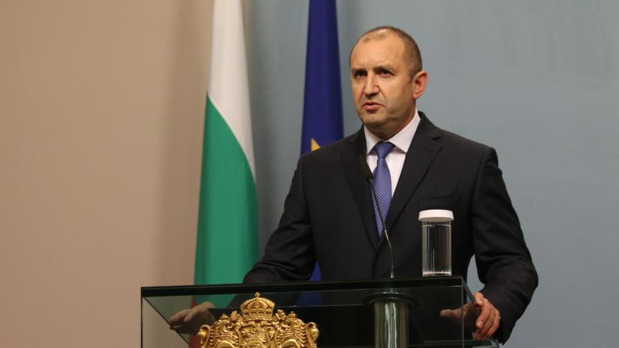 Депутатите отхвърлиха ветото на Радев