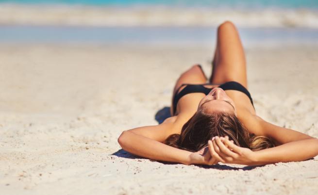 Как да се погрижим за кожата си след плаж