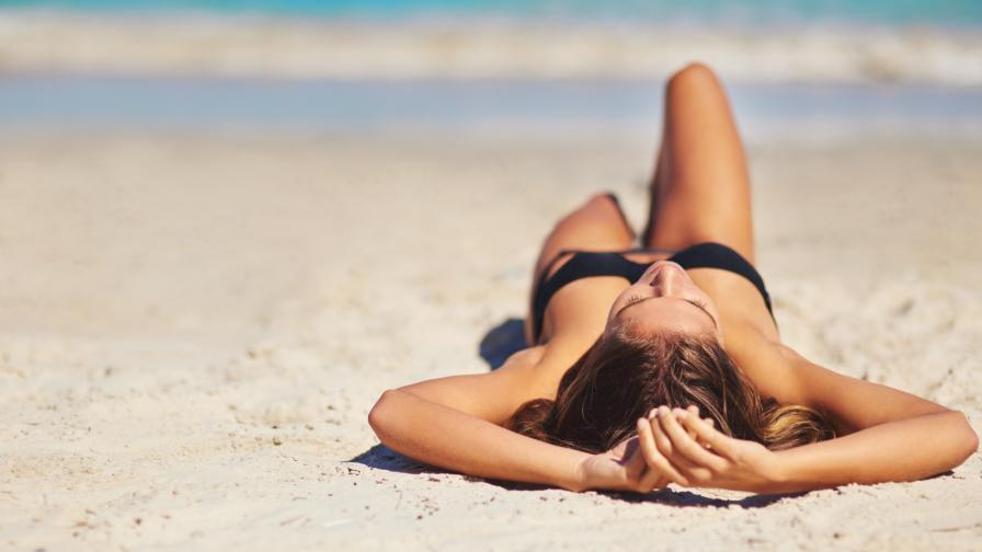 <p>Как да се <strong>погрижим за кожата</strong> си след плаж</p>