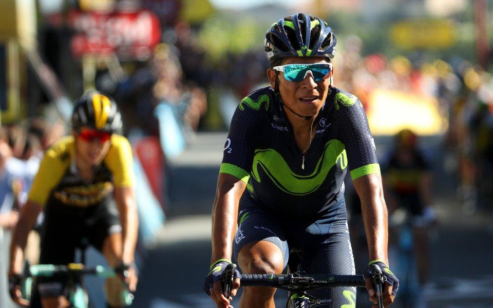 Кинтана спечели 18-тия етап на Тура, Алафилип остава начело