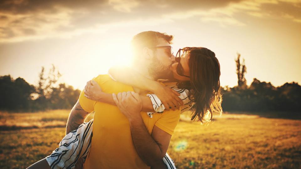 връзка любов двойка