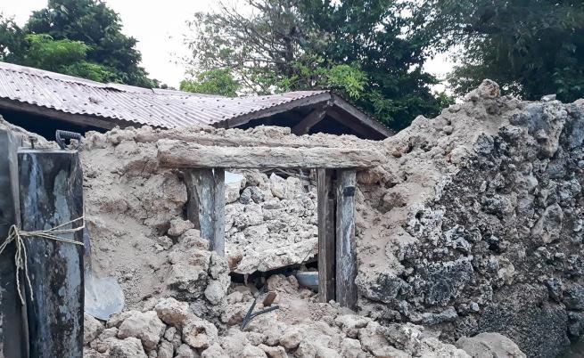 Две мощни земетресения във Филипините взеха жертви