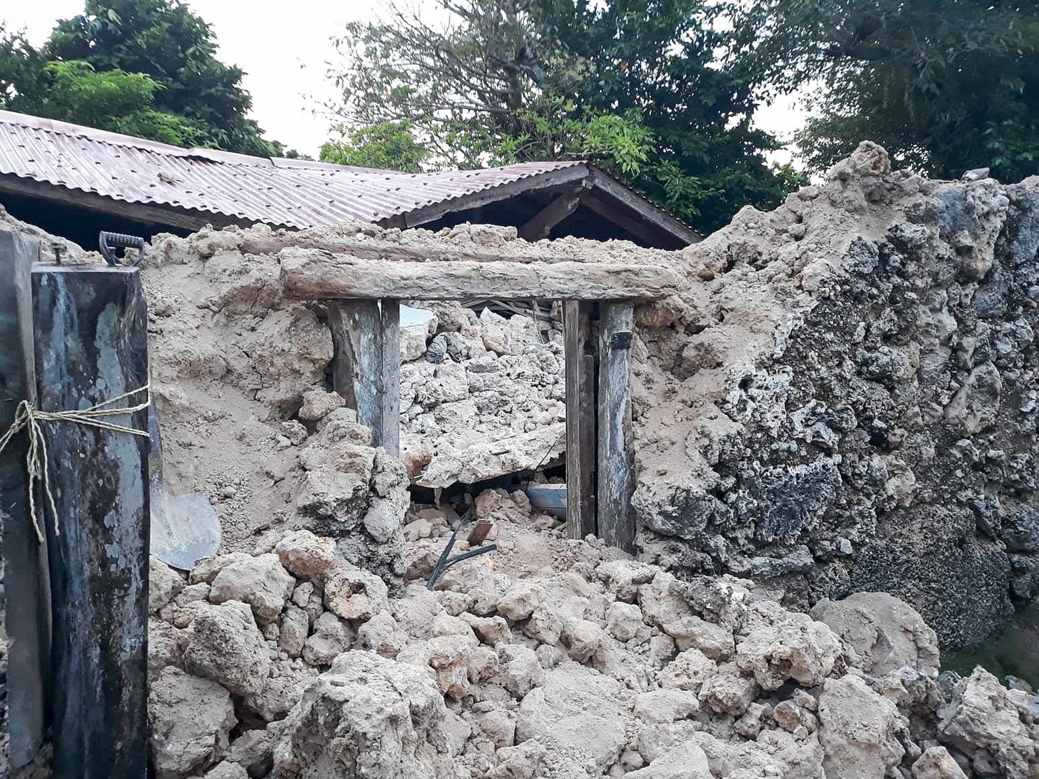 Двата труса бяха с магнитуд от 5,4 и 5,9, според американския Геофизически институт. Предупреждение за опасност от високи вълни цунами не е издавано. Много филипинци са спели при първия трус, усетен в 04.15 ч. местно време, последван след няколко часа от втори, по-мощен.