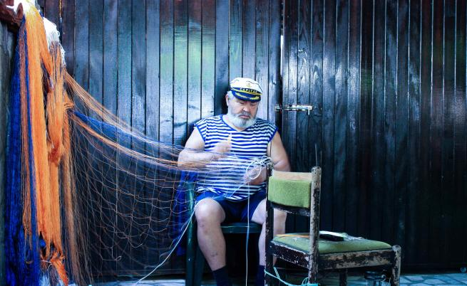 """Как се става рибар в """"Игри на волята: България"""""""
