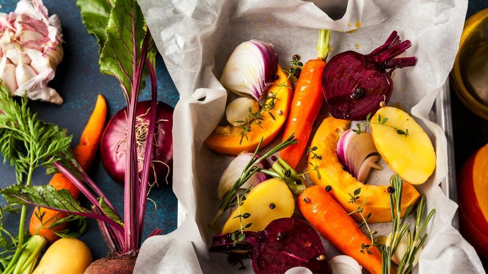 Здравословно хранене според годишните сезони