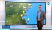 Прогноза за времето (31.07.2019 - обедна емисия)
