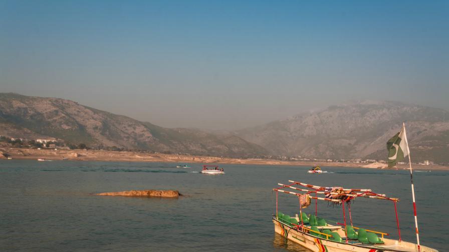 река Инд, Пакистан