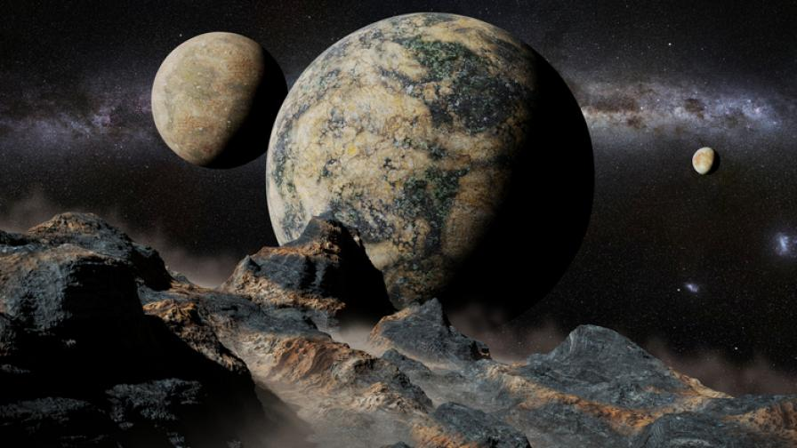 "<p><span style=""color:#ffbc00;""><strong>НАСА</strong></span> откри екзопланета с възможни условия за <span style=""color:#ffbc00;""><strong>живот</strong></span></p>"