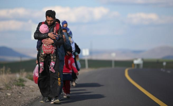 Защо Турция вече не иска бежанците от Сирия
