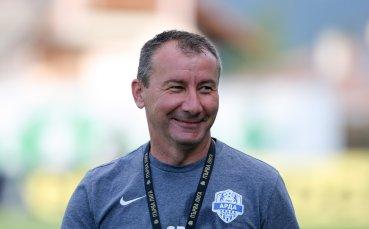 Стамен Белчев: Трябва да подобряваме играта