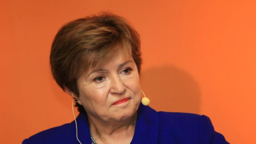 МВФ поиска премахване на възрастово ограничение заради Георгиева