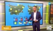 Прогноза за времето (06.08.2019 - сутрешна)