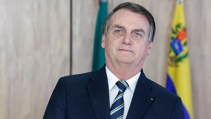 Жаир Болсонаро
