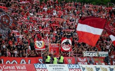 Царско село пуска само 250 билета за феновете на ЦСКА