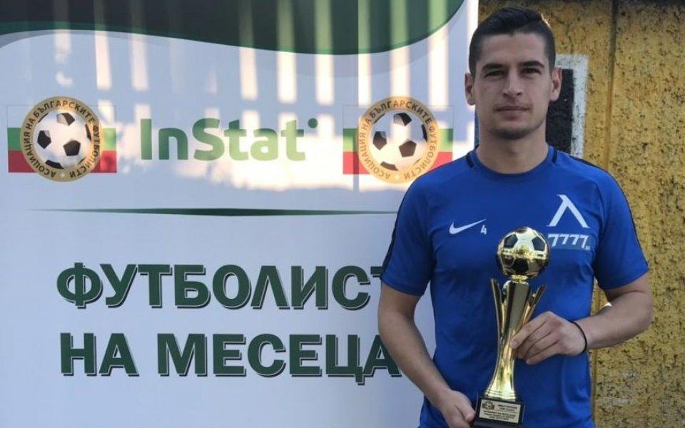 Статистиката определи: Иван Горанов е №1 за юли