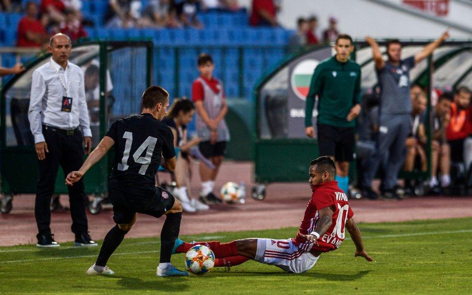 Треньорът на Зоря: ЦСКА ще дойде тук още по-силен