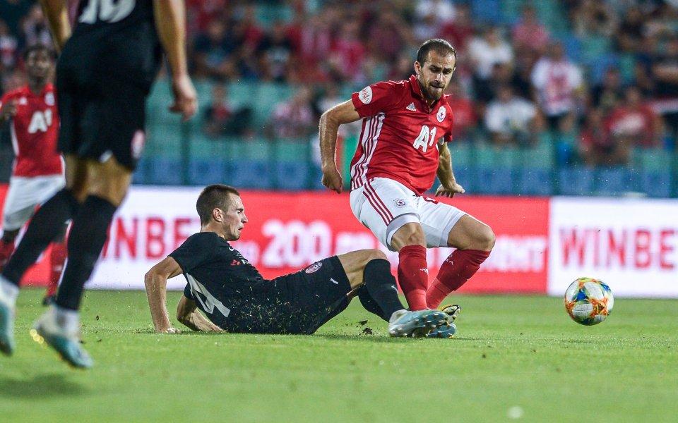 ЦСКА няма право да греши срещу преодолимия Зоря