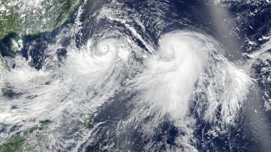 "Тайфунът ""Лекима"""