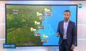 Прогноза за времето (09.08.2019 - обедна емисия)