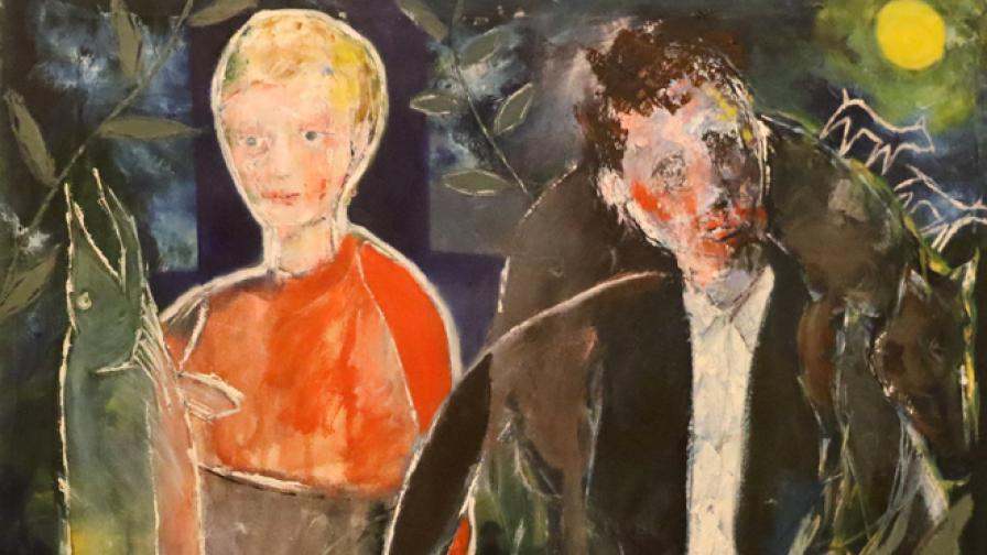 <p>Джон Кики и Дарън Баркър <strong>с първа изложба</strong> у нас</p>